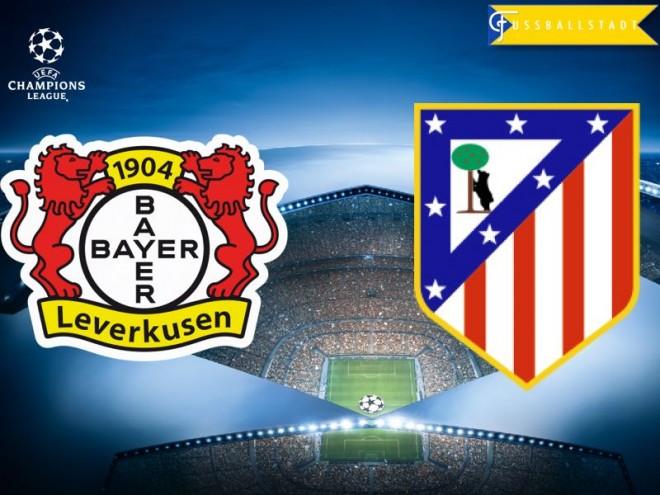 Az Atletico győzni tudott a Leverkusen otthonában!