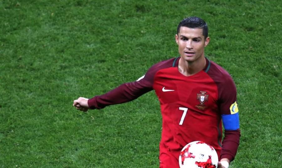 C. Ronaldo nem lép pályára a Konföderációs kupa bronzmeccsén.